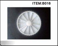 Free Shipping 6cm  empty wheel rhinstone wheel /empty box/  storage box/ french tips case 20pcs/lot