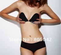 wholesale-- invisible bra,strapless colth bra,seamless bra 10pcs/lot+free shipping