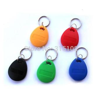 RFID 125khz key tag  chaves proximity key fob for access control card