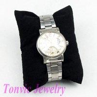 Free Shipping 20 Bracelet Watch Display Stand Pillow  Velvet Black