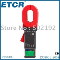 ~Hot Sale~  ETCR2000+ Meter--- Free Shipping Earth Resistance tester