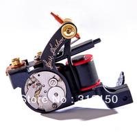 1pc Free shipping Professional Excellent Handmade  Luo's Handmade Tattoo Machines tattoo gun supplies