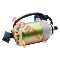 GY6 Motor Assy Starter for 1P52QMI 1P50QMG 1P57QMJ Scooter ATV Go Karts Moped engines (Free Shipping Available)