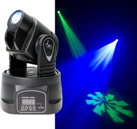Free shipping to  EU 15W Mini LED moving head for family party