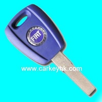 Top quality Fiat transponder key with ID48(T6) chip