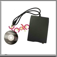 Free Shipping Form USA,High Quality, New External USB 1.44MB Floppy Disk Drive -CV194