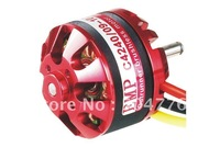 C4260 / 06 Outrunner Brushless motor KV500 / This Outrunner motor has included accessories: prop adapter, mounting seat,  etc.