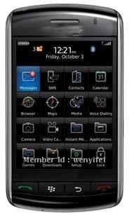 Original 9530,100% unlocked original Storm 9530 Mobile Phone,GSM+CDMA,3G,3.2MP,GPS