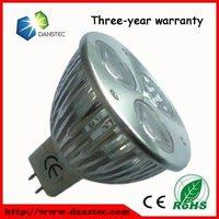 High power MR16 3W led lamp