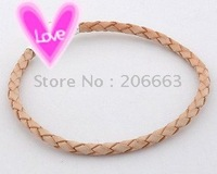 1pc leather bracelet PL004