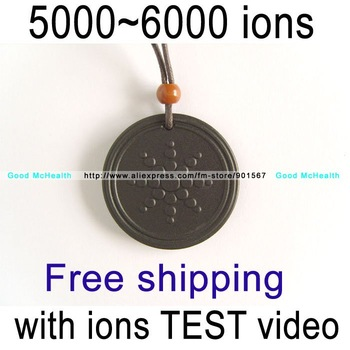 Quantum Scalar Energy Pendant Ions 5000 ~ 6000 Free Shipping by DHL or EMS