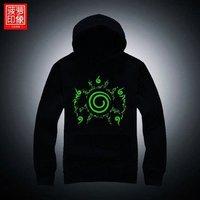 dota t-shirt Night shadow Ninja sweater provoked fo anger Naruto fairy spell anime creative men's hoodies