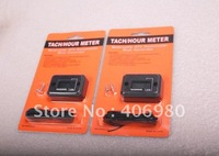 Racing motor tacho hour meter