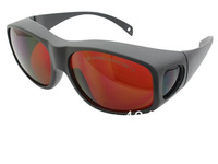 laser safety glasses 190-540nm & 800-2000nm, OLY-LSG-1, CE O.D 4+, 5+, High V.L.T % for 266,455, 532, 808, 980, 1064 ..