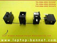 New DC Power Socket  FOR HP Omnibook XE , Pavilion XZ , ZE , N series 2.5mm PJ001