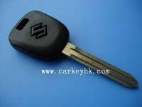 Good quality Suzuki transponder key with 4D65 chip