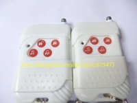 Free shipping Wireless Remote controller for our alarm system 2 piece
