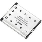 Freeshipping 20pc Replacement Digital Camera Battery 3.7V 740mAh for OLY LI-40B 42B(China (Mainland))