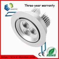 brightness 3w led ceiling light