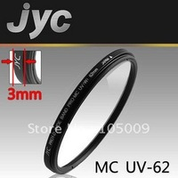 JYC 62 mm 62mm PRO1-D Slim Multicoated UV MCUV as HOYA/KENKO
