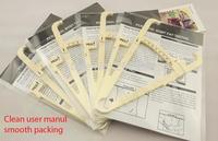Free shipping Fat Caliper skinfold caliper  Personal Body Fat Caliper Tester