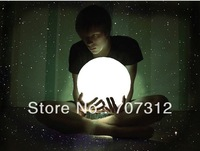 Big size Lighting Ball ! Waterproof and colorful  25CM diameter
