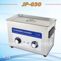 free shipping!!4.5L JP-030 pcb board ultrasonic cleaning machine device