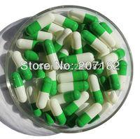 (10,000pcs/pack) 0# Gelatin Capsule,Medicine Packing,Empty Capsule---Cap and Body Separated