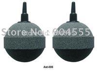 30mm round ball ozone diffuser,aquarium accessories air stone diffuser  Free shipping by post air mail