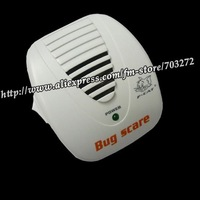 20pcs/lot New  Mouse Rat Bug Insect/cockroach mosquito dispeller Ultrasonic pest repeller