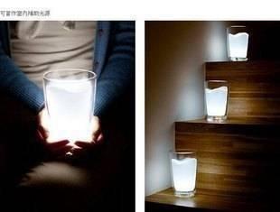 Wholesale  LED  Milk Glass Light