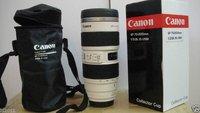 C+ camera EF 70-200 mm f/2.8L IS USM lens cup Mug collector cup