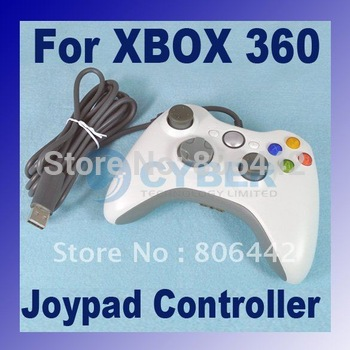 Wired Joypad Game Controller Joystick For Xbox 41