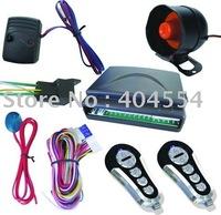 Free Fedex Shipping HA-100A Universal One Way Remote Control Car Alarm System