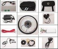 Free Shipping ! Wholesale 48V 250W Front Wheel Conversion Kits DIY Ebikes Electric Bicycle Conversion Kits