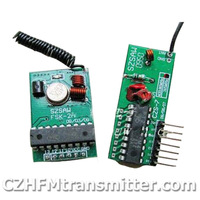 FMUSER Wireless transceiver kit 3 / wireless receiver modules / wireless remote control / PT2272L4/PT2272M4/PT2262