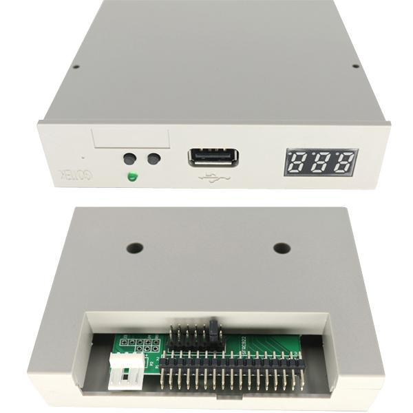 Fusb Simulate Floppy to USB Converter USB Floppy Drive Emulator for shima seiki & up to 100 virtual Free Shiping(Hong Kong)