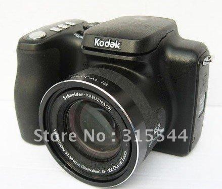 KODAK digital camera 12x zoom Optical image(China (Mainland))