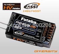 Futaba  2.4GHz SS 8ch min receiver FPR6208FS