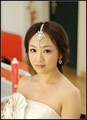 G040 vivy-RHINESTONE BRIDE girl lady children indian bride frontlet CROWN Tiara Bridal Wedding Party JEWELRY