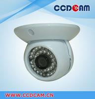 Color CCD Home Security Surveillance Equipment Camera CCTV Plastic IR Dome Camera  EC-D4270IR/EC-D5070IR/EC-D6070IR