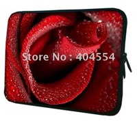 Free FEDEX Shipping 17.4inch Flowers Design Rose Sunflower Laptop Bag Notebook Sleeve Case