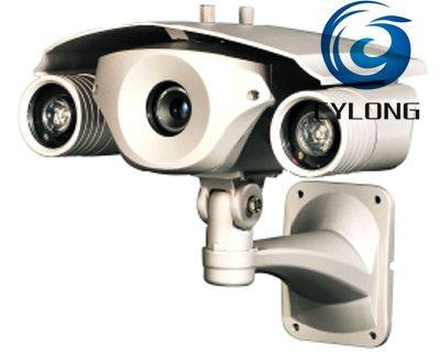 1/3 Sony Exview HAD CCD CCTV Camera 420TVL Resolution, 2pcs Array Led with Minimum Illumination of 0 Lux Model NO.CY-4057L-100c(China (Mainland))