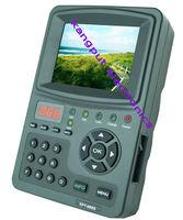 3.5 Inch TFT LED Handheld Satfinder meter +Multifunctional Monitor function KPT-968G
