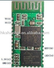 Free shipping Bluetooth Module SH-06 with Backplane for Bluetooth turn serial in stock hot selling(China (Mainland))