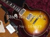 Brand Historic Slash 1958 Reissue Chamber VOS vintage sunburst brown electric guitar free shipping