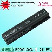 Replacement HP Pavilion DV4 DV5 DV6 G50 G60 G70 HDX16 Battery 10.8V 4400mAh 6 cells Free Shipping