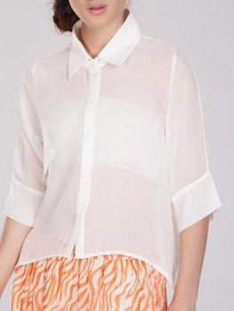 Free shipping! Women's new style fashion oversized chiffon Shirt