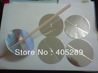 Free shiping Aromatherapy Ear Candles Health Care Product 8 colors for your choose 100pcs/lot=50pairs+50pcs discs