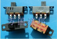 6pin 23.3*7.3mm pitch-row:19mm toggle switch slide switch